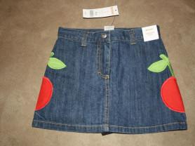 Джинсовая юбка Gymboree (США)