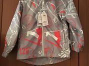 Новая куртка-ветровка Lassie для мальчика, р 98