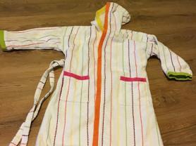 Банный халат для девочки 130-140 см