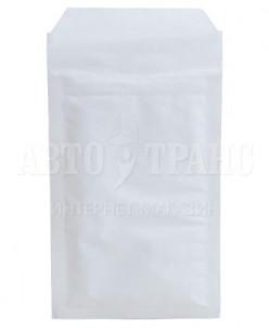 Белый крафт пакет с прослойкой, 13*17 см