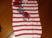 Платье-туника Miss Blumarine на девочку