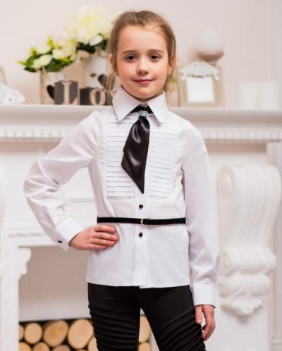 блузка белая школьная купить интернет магазин