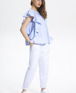 брюки LaVeLa Артикул: L20120 белый