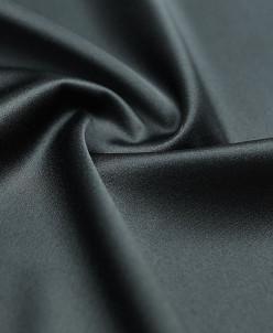 Атлас черного цвета