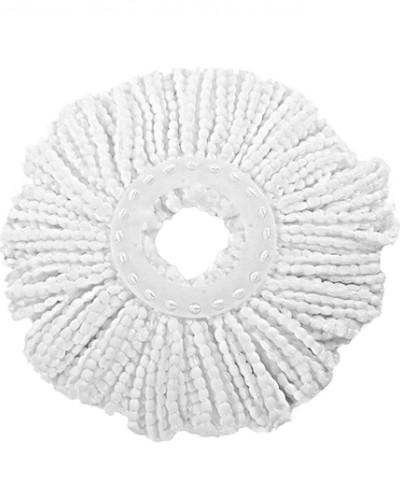 Набор для уборки (ведро с отжимом 18 л, швабра + 1 насадка)