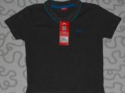 Новая футболка-поло Slazenger, 110-116 см