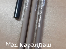 Mac карандаш для бровей