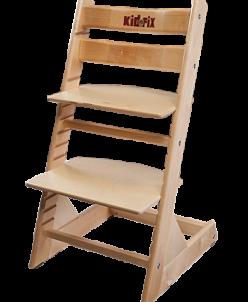 Регулируемый растущий детский стул Kid-Fix  НАТУРАЛЬНЫЙ