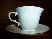 чайная пара, С.-Пб.фарфор ручной работы, новая