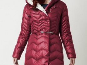 Новое пальто,пуховик, 50 и 52 р-р