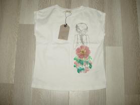 Новая футболка Zara р 140