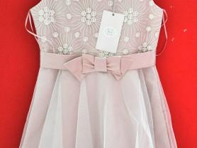 Новое праздничное платье SLY Польша 128 и 134