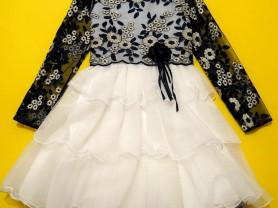 Новое праздничное платье 98 104 110 116 122 128