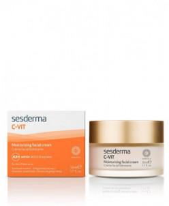 C-VIT Moisturizing facial cream - Увлажняющий крем 50мл