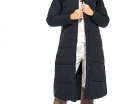 Новое зимнее пальто с мехом