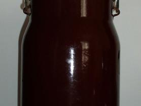 Бидон эмалированный с крышкой 3 литра СССР