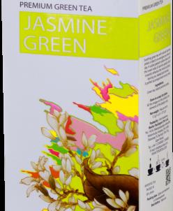Чай Tipson Зеленый с жасмином/Jasmine Green 25пак*1,5г. карт