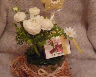 Весенние цветы на 8 марта по доступным ценам!