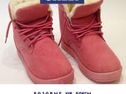 """""""China"""" зимние женские ботинки, новые"""