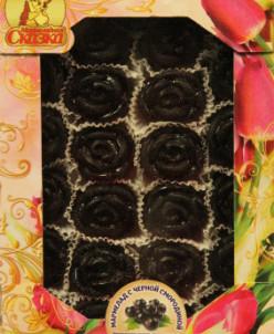 Мармелад желейный с черной смородиной 500г