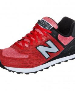 New Balance 574 Натуральная замша.