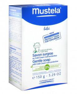 МУСТЕЛА/MUSTELA - МЫЛО С КОЛЬД КРЕМОМ 150 ГР