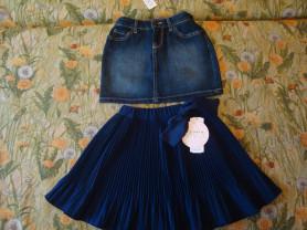 Новые юбки для девочки