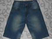 Шорты джинсовые Zara, 104-110 см
