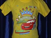 Детские новые футболки с этикетками
