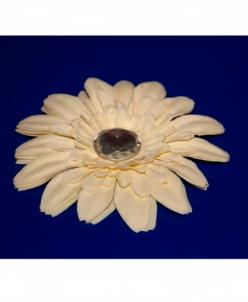 Заколка - цветок для волос