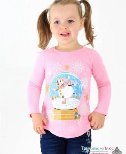 Джемпер детский Эльмира (интерлок)