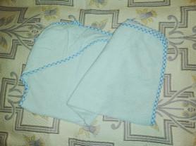 Отдам полотенце с капюшоном для малыша, в хорошем