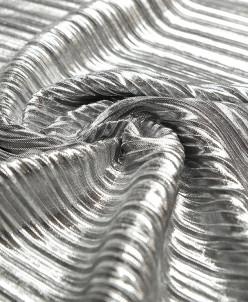 2х сторонняя плиссе серебристого цвета (132 гр/м2)