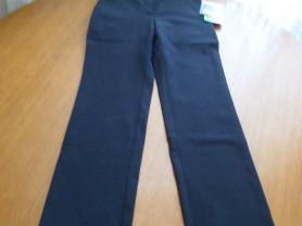 Новые синие брюки Смена для девочки
