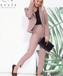 Костюм 46814 (пиджак+брюки)