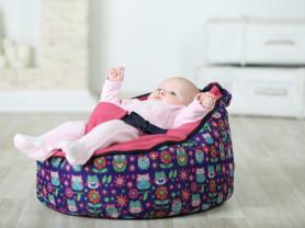 Ортопедический шезлонг Baby bean bag Fêter от 0