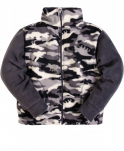 Флисовая куртка для мальчика Luneva