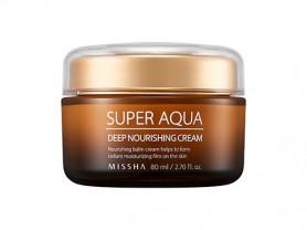 Питающий крем Missha Super Aqua Ultra Waterful Dee