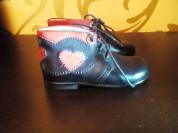 Новые демисезон кожа ботинки Cherie 25 Италия