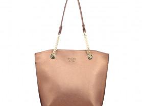 Новая сумка кожаная бронза Италия