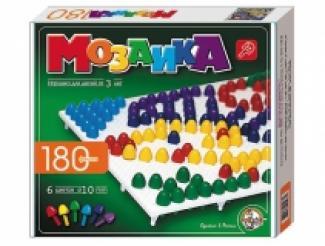 Мозаика d15/6цв/180шт/2поля
