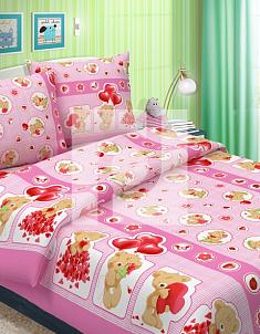 Бязь Плюшевый мишка 1,5 спальный
