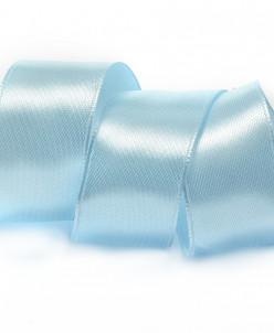 "Лента атласная 1"" (25мм) цв.3105 голубой IDEAL"