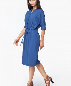 Платье-кимоно из вискозы