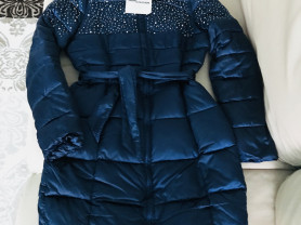 новое пальто осень/зима р 46