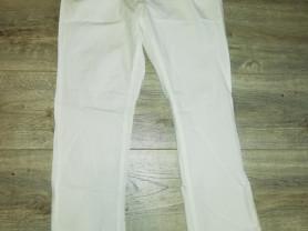 Летние брюки белые, лёгкие р. 42.. Возможна отправ