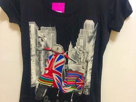 """Новая женская футболка """"Paul Smith"""""""
