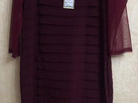 Новое шикарное платье размер 54