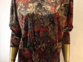Синтетическая блуза, Китай, б. у