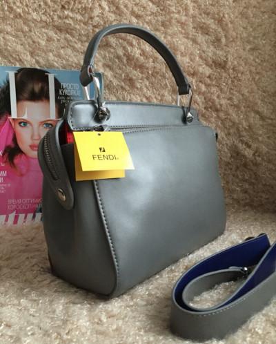 Сумка Fendi Peekaboo f6156 - купить сумка fendi peekaboo